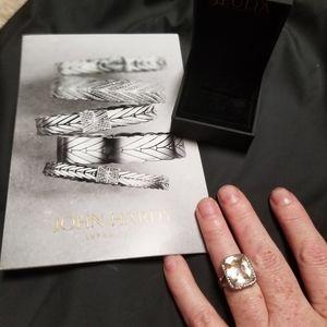 John Hardy size 7 ring New.
